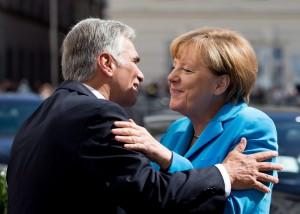 Merkel-Faymann