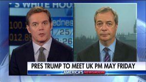 Farage: Forradalom lesz, ha a brit parlament megakadályozza a Brexitet