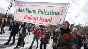 A norvég szakszervezetek Izrael bojkottja mellett döntöttek