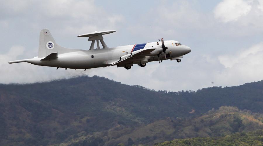Az USA megsértődött, mert kínai vadászgépek befogták partjainál szaglászó kémgépeit