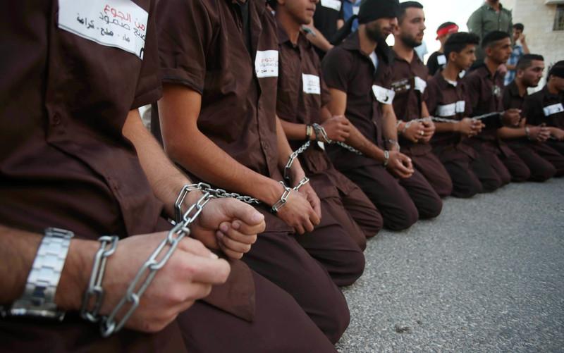 Izrael rosszabbul bánik a rabokkal, mint az apartheid Dél-Afrika tette