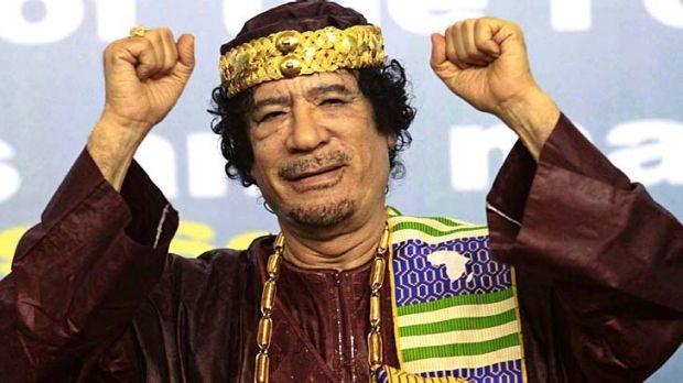 Khaddafi eddig nem hallott mondatai