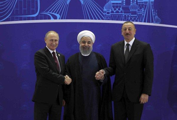 Oroszország és Irán közös energiafolyosót alapítanak