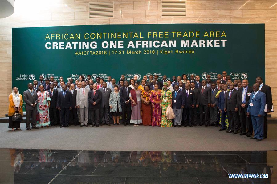 Afrikában megalakult a világ legnagyobb szabadkereskedelmi övezete